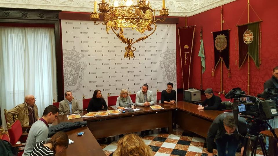 Rueda de Prensa Granada 2